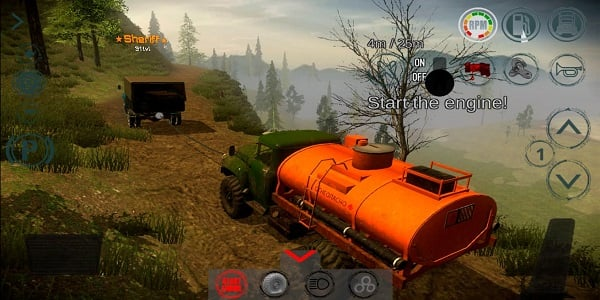 Offroad Online trên giả lập android pc