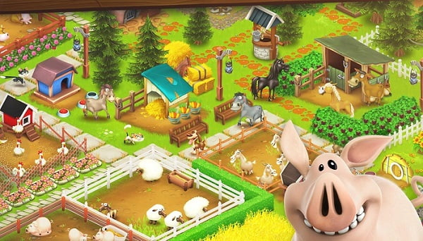 hay day di pc